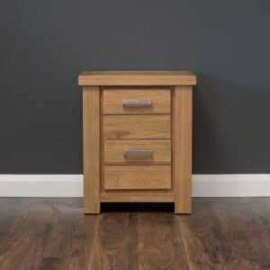DiMarco 2 drawer Bedside Table