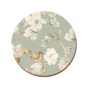 Creative Tops Duck Egg Floral Placemats