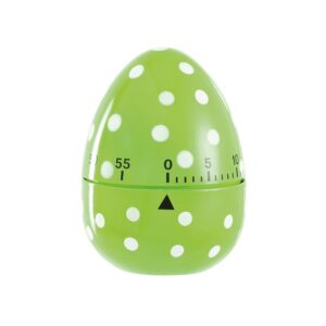 Eddingtons Dotty Egg Timer Green
