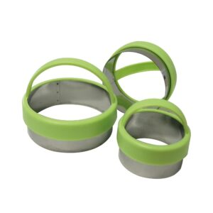 Eddingtons Round Pastry Cutters