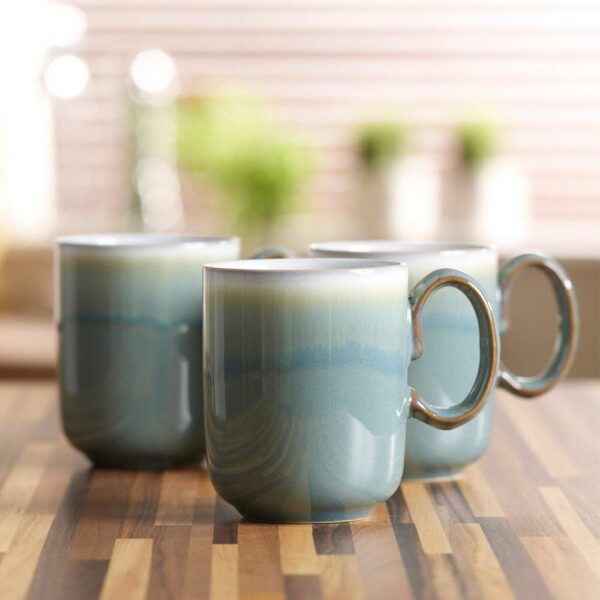 Denby Double Dip Mug Regency Green