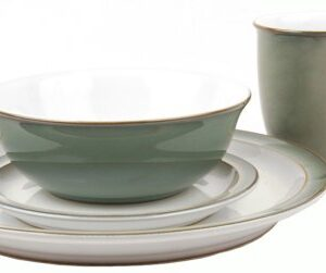Denby Regency Green Tableware Set