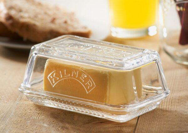 Kilner Glass Butter dish