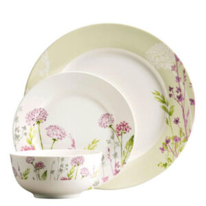 Belleek Aynsley Floral Spree 12 Piece Set