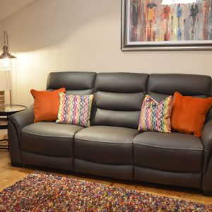 Victoria 3 Seater Power Recliner Sofa