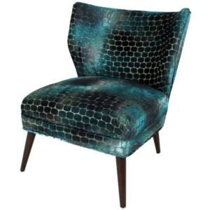 Peacock Chair Petrol