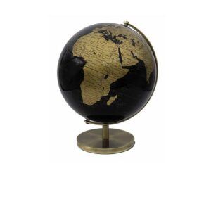 Lesser & Pavey Vintage Rotating World Globe