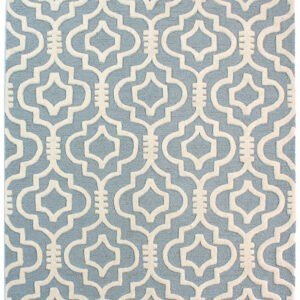 Moorish Grey/Cream/Duck Egg Rug