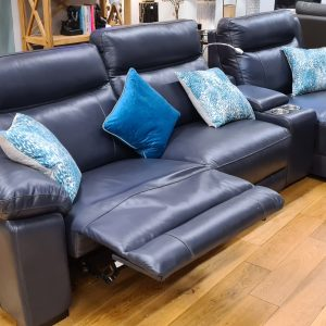 Aoife Leather Sofa Chaise