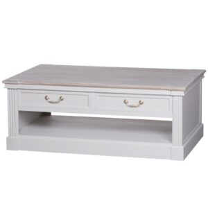 Fern Cottage Girona 4 Drawer Coffee Table