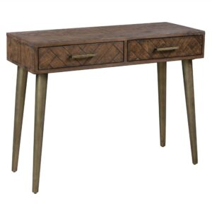 Fern Cottage Havana 2 Drawer Console Table