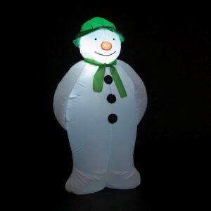 The Snowman 180cm LED Inflatable Figure