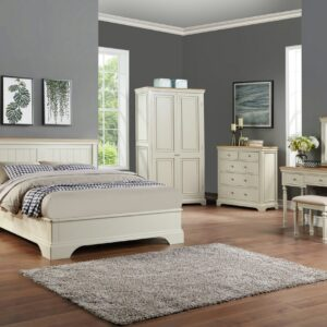 Claire 4FT 6 Bedstead.