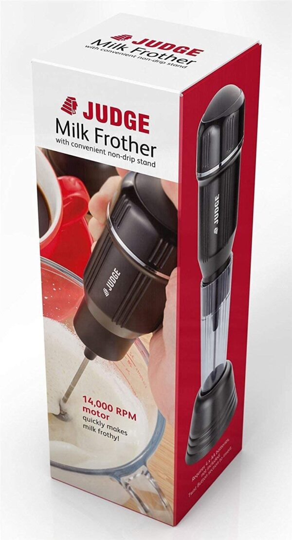 Judge Cordless Milk Frother