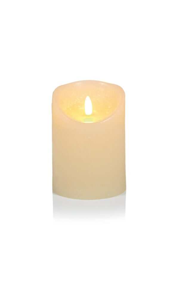 Flickabrights 13.9cm Warm White Battery Operated Candle