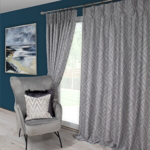 Sika curtains grey