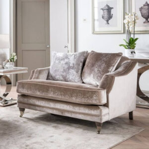 Belvedere Snuggle Champagne With 2 Scatter Cushions
