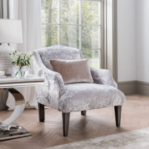 Belvedere Accent Chair Champagne