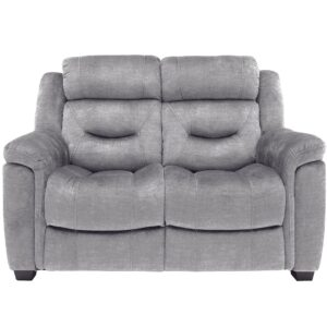 Dudley 2 Seater Fixed - Grey