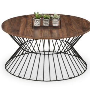 Jersey Round Wire Coffee Table.