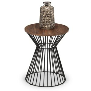 Jersey Round Wire Lamp Table.