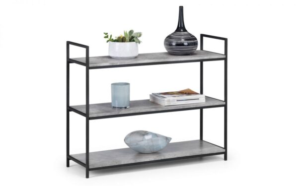Staten Low Bookcase.