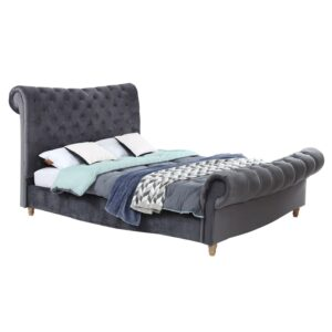 Sloane Bed Grey