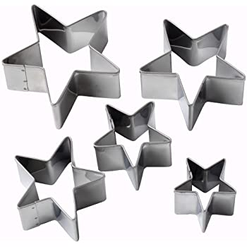 Judge Traditional Star Cutters