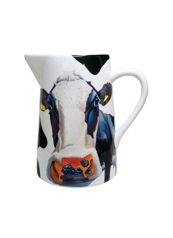 Eoin O Connor by Tipperary Crystal Cow Water Jug