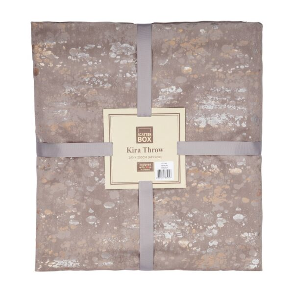 Scatterbox Kira Throw Taupe