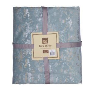 Kira Throw Cloud Blue