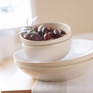 Denby Linen Rice Bowl