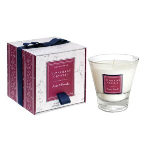 Tipperary Crystal Acai and Pomelo Scented Candle