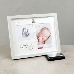 Bambino Hand Print Frame With Ink Pad