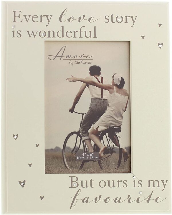 Armore Every Love Story Photo Frame