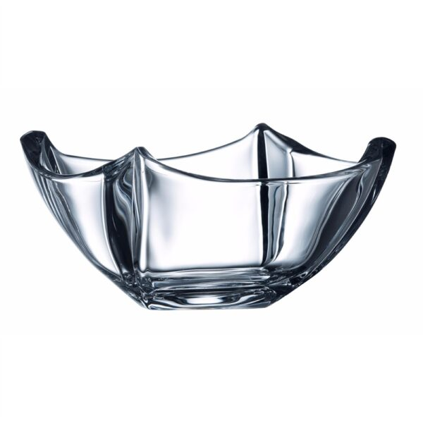 "Galway Crystal Dune 10"" Bowl"