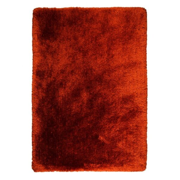 Pearl Supersoft Rug Rust