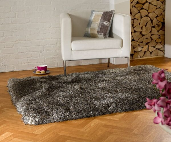 Pearl Supersoft Rug Brown