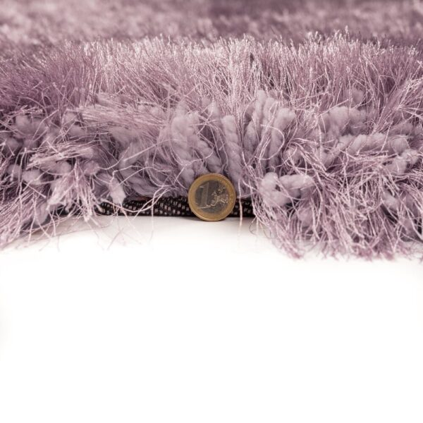 Pearl Supersoft Mauve Rug