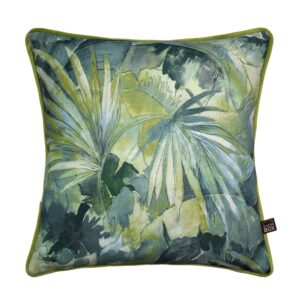 Scatterbox Aria Cushion - Teal/Green