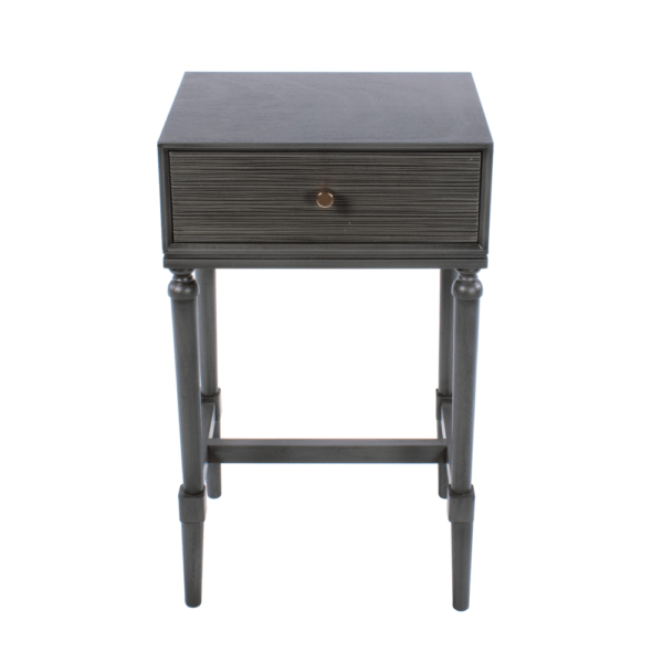 Brooklyn accent table 1 drawer