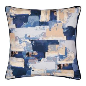 Scatterbox Knox Cushion - Blue