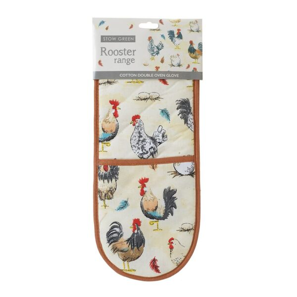 Eddingtons Rooster Double Oven Glove